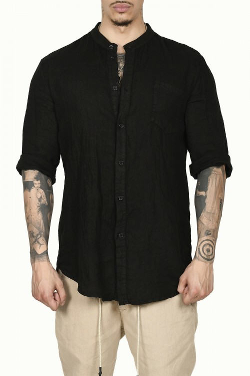 Shirt WOLFE Black