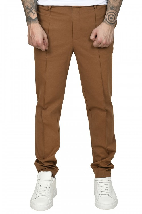 Trousers YCHI01 Brown