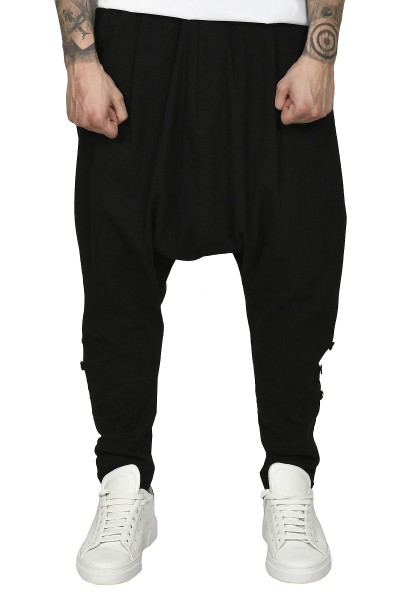 Trousers 3B FANATIC Black